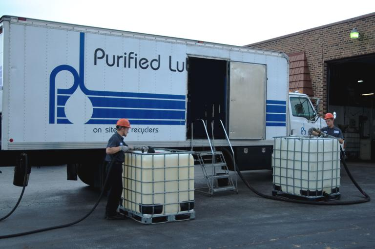 Purified Lubricants