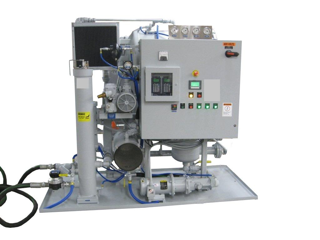 Oil purification systems for sale