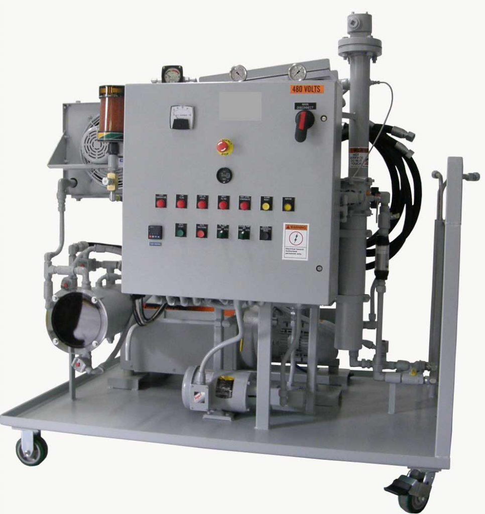 Vacuum Dehydration System Rentals